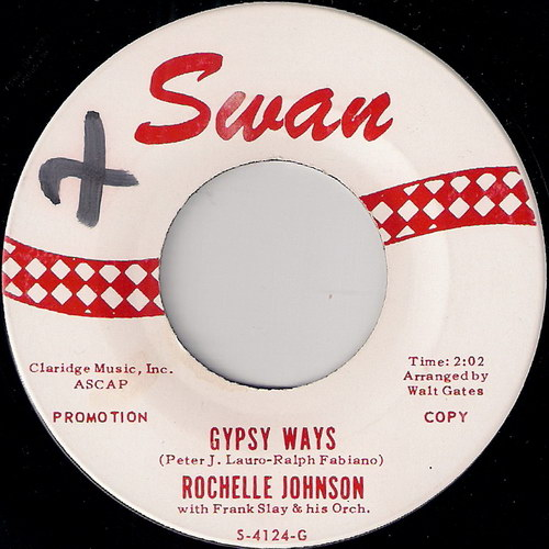 Rochelle Johnson - Gypsy Ways, Swan 45