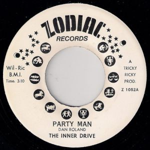 The Inner Drive - Party Man, Zodiac 45