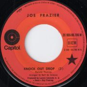 Joe Frazier - Knock Out Drop, Capitol 45