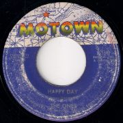 The Ones - Happy Day, Motown 7