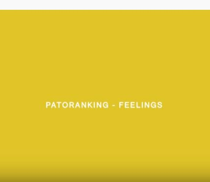 "Music : Patoranking – ""Feelings"""