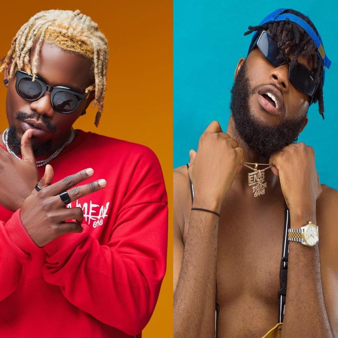 Dremo Squashes Beef Rumours, Shows Love To Ycee On Twitter