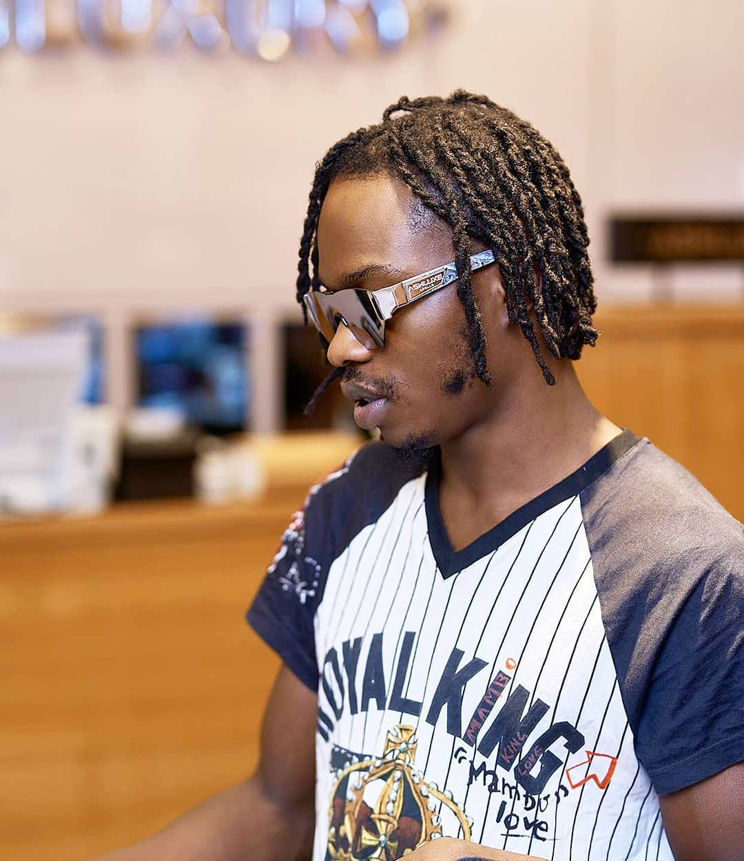Naira Marley Shares 'Soapy' Advice To Fans