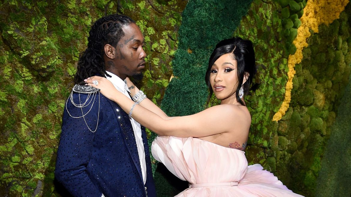 Cardi B files for divorce from her husband of three years Offset, calling marriage 'irretrievably broken'