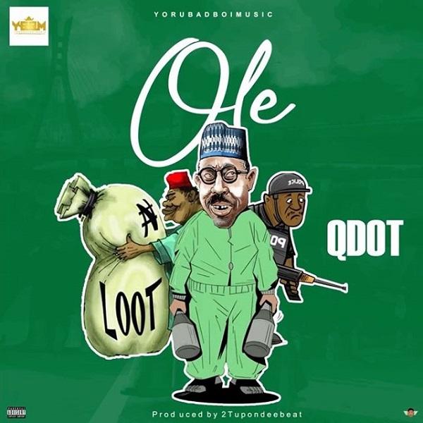 Music : Qdot – Ole