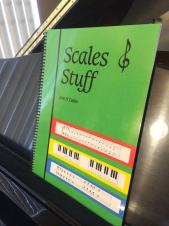 Scales & Stuff cover