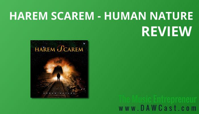Harem Scarem - Human Nature Review