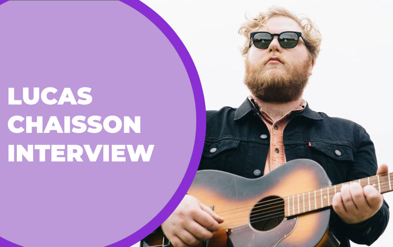 Lucas Chaisson Interview - Singer/Songwriter in Cochrane, AB