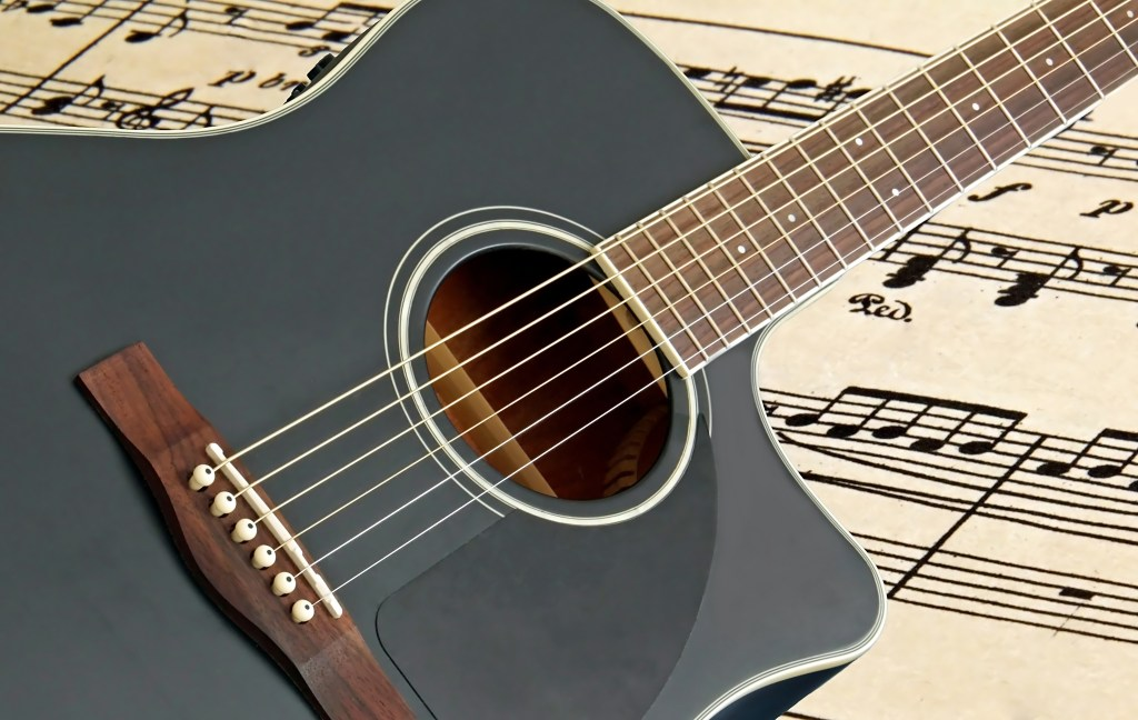 I'm Learning to Sight-Read (Again): Reading Music as a Guitarist