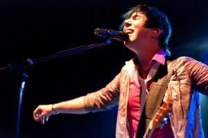 Marianas Trench at the Calgary Stampeded on July 7, 2014 Concert Review