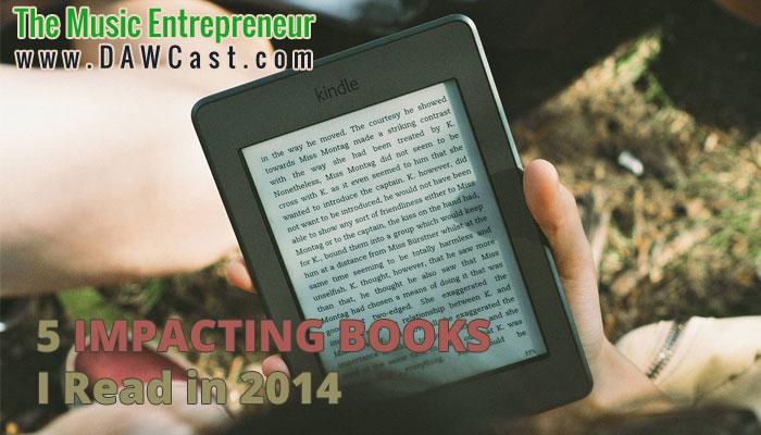 5 Impacting Books I Read in 2014