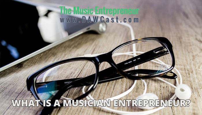 What is a Musician Entrepreneur?