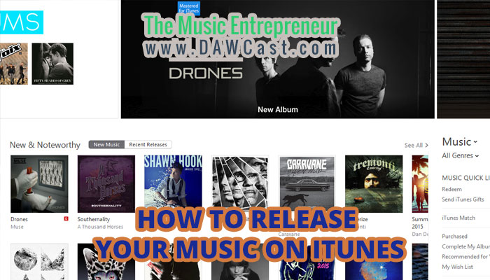 How to Release Your Music on iTunes