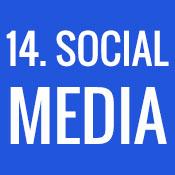 14. Social Media