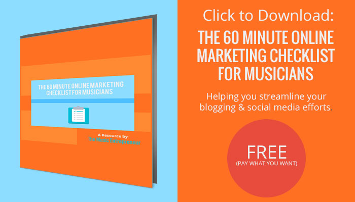 Download The 60 Minute Online Marketing Checklist