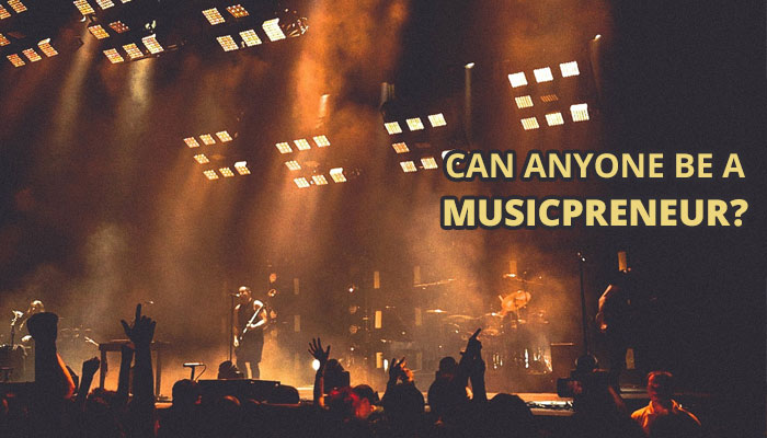 Can Anyone Be A Musicpreneur?