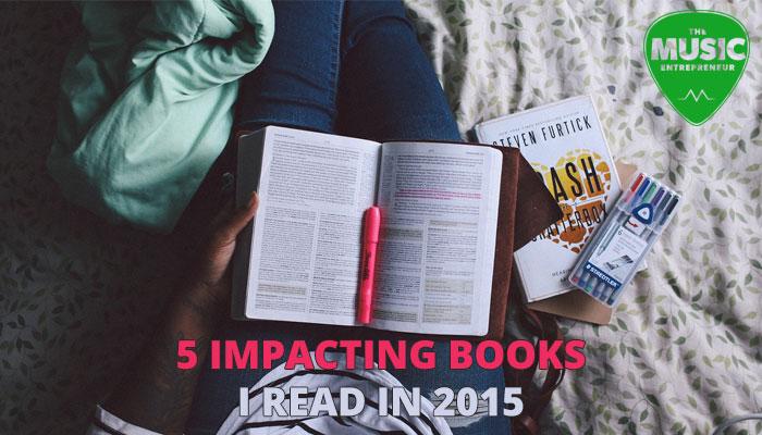 5 Impacting Books I Read in 2015