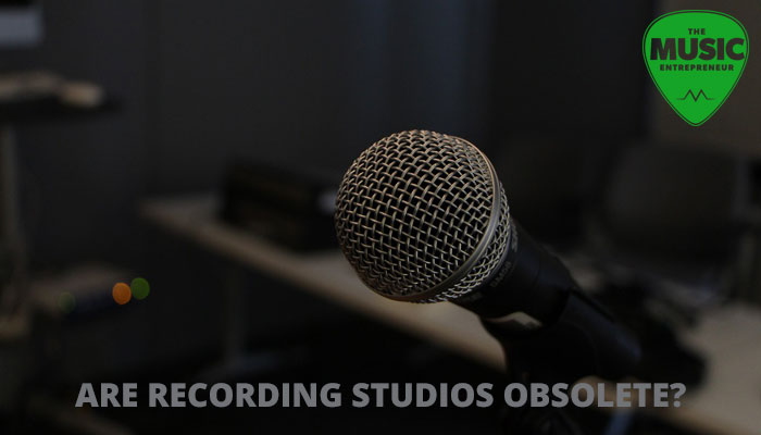 Are Recording Studios Obsolete?