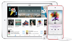 Finding podcasts on iTunes to submit your music to