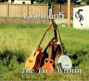 Goemon5 - The Fire Within Album