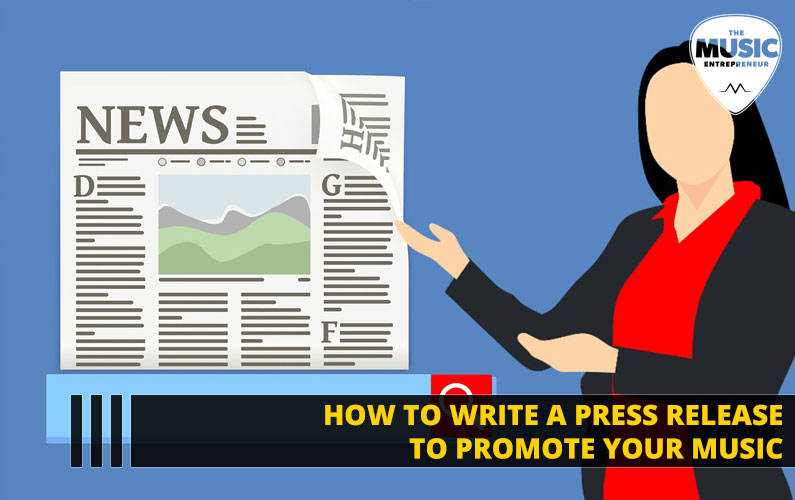 How to Write a Press Release to Promote Your Music