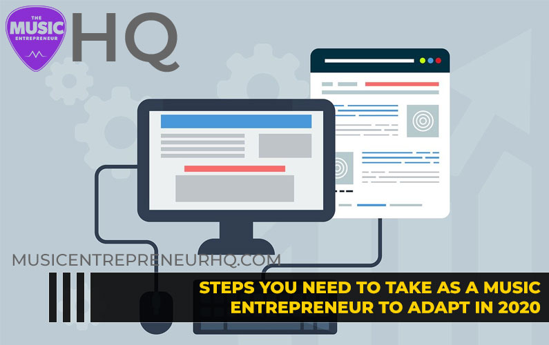 166 – Steps You Need to Take as a Music Entrepreneur to Adapt in 2020