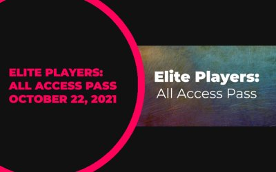 Elite Players: All Access Pass Update – October 22, 2021