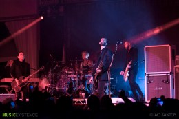 Placebo live at the Escape Music Festival, NYC