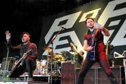 Pop Evil - UPROAR Festival 2014 - Steve Trager007
