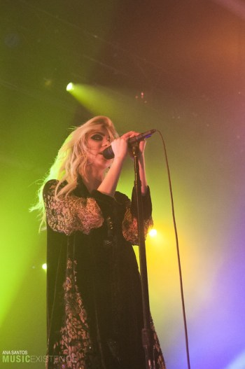 The Pretty Reckless live in NYC