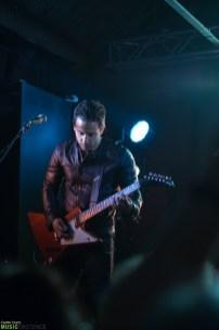 The Digital Vein Tour March 8, 2016 Brighton Music Hall Allston, MA