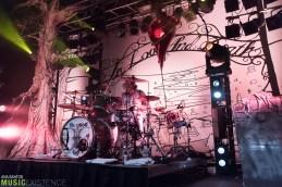 The Used    Starland Ballroom, Sayreville NJ 04.30.16