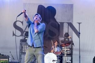 Saosin || Taste of Chaos Tour - PNC Bank Arts Center, Holmdel NJ 06.17.16
