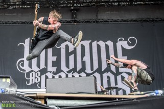We Came As Romans at Nova Rock 2016