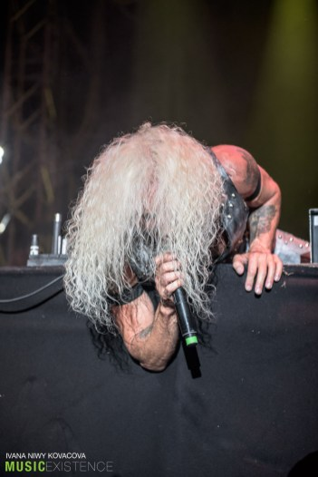 Twisted Sister at Nova Rock 2016