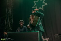 Flogging Molly at Two Days A Week Special 2016 in Vienna