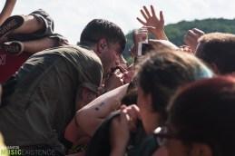 Ice Nine Kills    Warped Tour 2016, Holmdel NJ 07.17.16