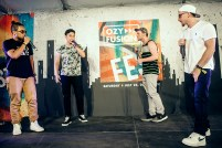 The Beatbox House at OZY Fusion Festival 2016 by Coen Rees