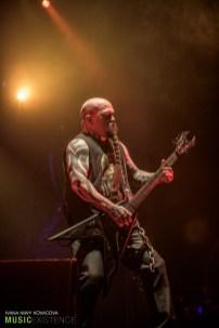 Slayer at Aegon Arena