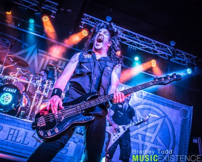 Anthrax - 9/21/16 Concord Music Hall - Chicago, IL.