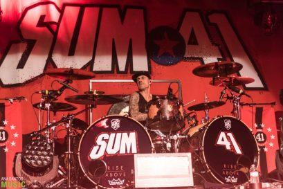 Sum 41 || Sayreville, NJ 10.13.16