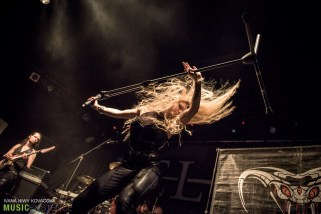 Kobra And The Lotus at Majestic Music Club in Bratislava