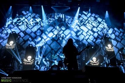 Heaven Shall Burn at Aegon Arena in Bratislava