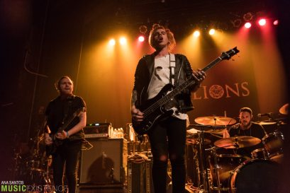 As Lions || Gramercy Theater, NYC 05.08.17
