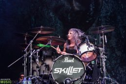 Skillet || PNC Bank Arts Center, Holmdel NJ 07.27.17