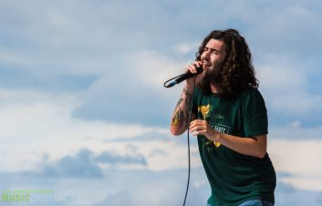 Real Friends at Self Help Fest in Orlando, FL