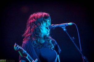 Courtney Barnett during BRIC Celebrate Brooklyn! Festival