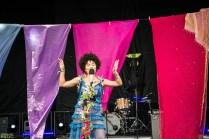 Madison McFerrin at OctFest