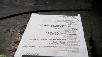 Bikini Kill at Brooklyn Steel setlist
