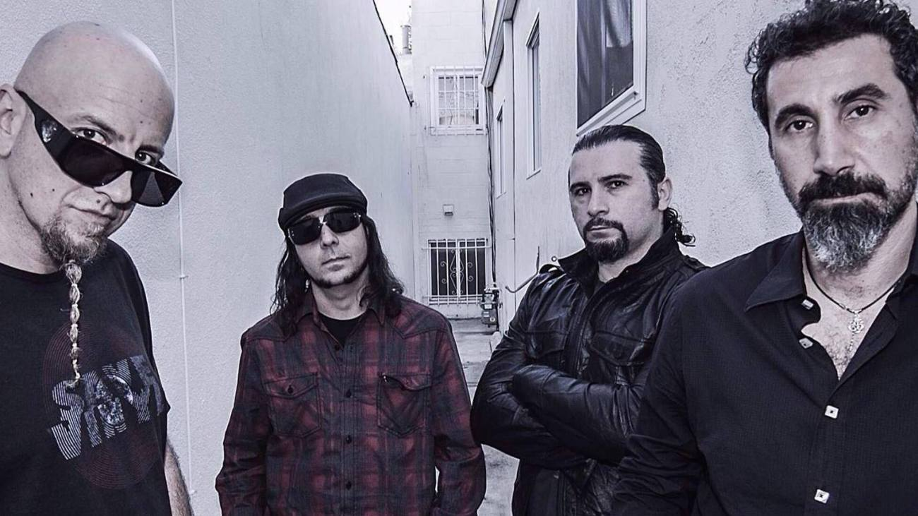 System Of A Down Just Released Their First New Music In 15 Years - Music  Feeds